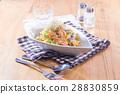 food, shrimp, pasta 28830859