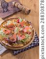 salmon pizza 28830878
