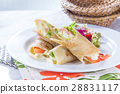 salad roll 28831117