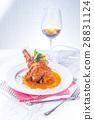 猪肉 食物 食品 28831124