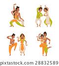 印度 舞者 舞 28832589