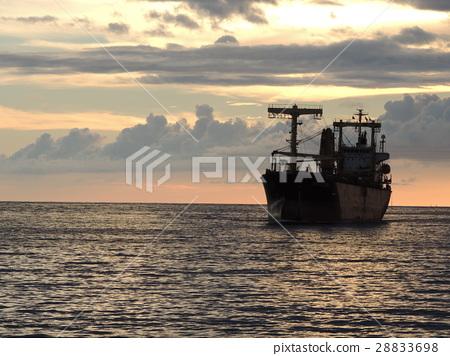 大船入港 28833698