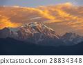 Annapurana South ,Nepal 28834348