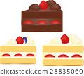 短蛋糕和企鵝 28835060