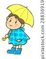 boy, umbrella, brolly 28836919