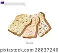 Fairy Bread, A Famous Dessert of Australia 28837240