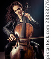 Gorgeous cellist 28838776