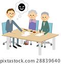 person, aged, elderly 28839640