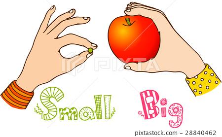 Hand gesture 28840462