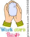 hand, body parts, gesture 28840468