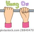 手 身体部位 手势 28840470