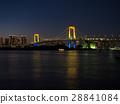 彩虹橋夜視圖 28841084