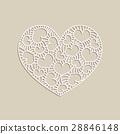vector, heart, Valentine 28846148