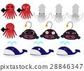 Sea creatures 28846347