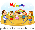 harmony, friendly, colleagues 28846754