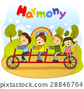 harmony, friendly, colleagues 28846764