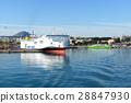 渡口 渡船 海港 28847930