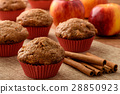 apple cinnamon cupcake 28850923