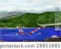 아카시 해협, 효고 현, 해협 28851683