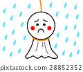 rain, rainy, vector 28852352