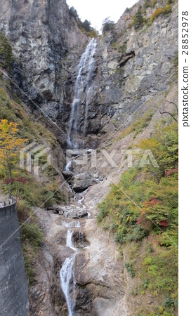 fall, water fall, waterfall 28852978