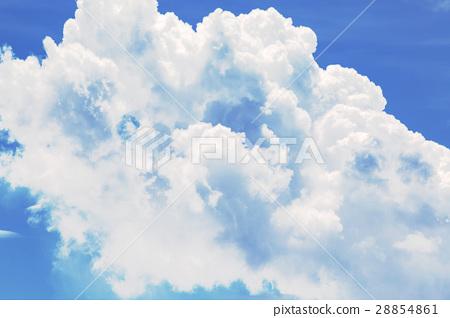 Illustration-like sky 28854861