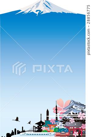 Japanese landscape 28856775