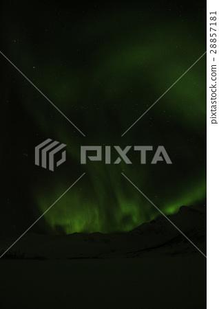 Northern Lights near Tromso, Norway 28857181