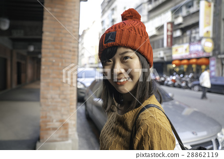 萬華 剝皮寮 少女 旅行 28862119