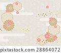 背景 日式 图案 28864072