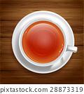 White tea cup 28873319