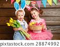 孩子 復活節 快樂 28874992