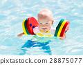 婴儿 宝宝 游泳 28875077