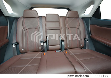 Car Interior Backseats 28875155