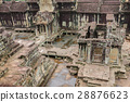 angkor, ruin, site 28876623