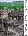 angkor, ruin, site 28876636