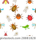 insects, pattern, cartoon 28881828