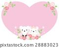 喜帖 婚禮 熊 28883023
