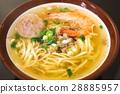 海鮮 湯 麵條 28885957