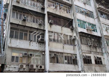 Tong lau old house at Wan Chai 28886080