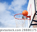 basketball, sky, ether 28886175