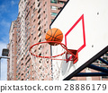 basketball, sky, ether 28886179