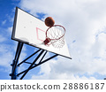 basketball, sky, ether 28886187