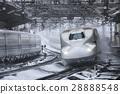 n700 series, the tokaido shinkansen line, sprinkler 28888548