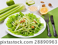 salad, waldorf, walnut 28890963