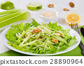 salad, waldorf, walnut 28890964