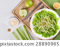 salad, waldorf, walnut 28890965