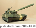 Huge firepower cannon Soviet tank T-72 28894838
