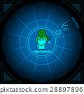Astronomy of Aquarius Zodiac Circle zodiac sign 28897896