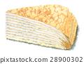 밀 크레페 28900302